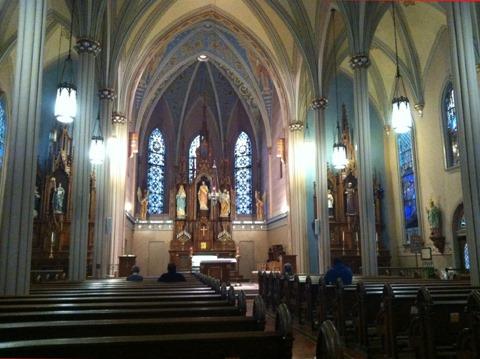St Mary's Memphis