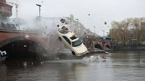 car off bridge1