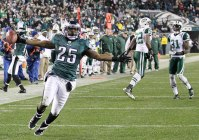 eagles touchdown