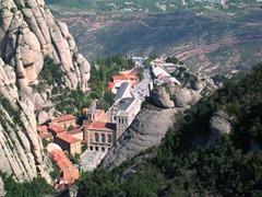 Monestir_de_Montserrat_vista_Roca_de_St._Jaume